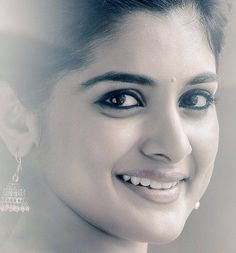 Beautiful Girl Photo, Beautiful Smile, Wonderful Picture, Most Beautiful Indian Actress, Beautiful Actresses, Nivedha Thomas, Indian Actress Photos, Indian Actresses, Indian Face