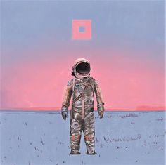 """Space//Squared"" at White Walls SF. Opening Saturday, May..."