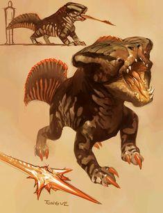 Creature Feature # M. Curious Creatures, Alien Creatures, Fantasy Creatures, Alien Concept Art, Creature Concept Art, Creature Feature, Creature Design, Alien Arrival, Aliens