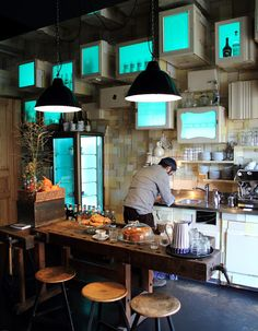 LINNEN café & apartments | Eberswalder Straße 35 | Berlin