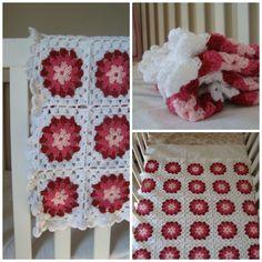 Granny rose crochet blank on sophieslim.co.nz blog