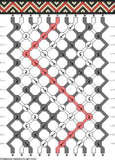 11 strings 14 rows 3 colors
