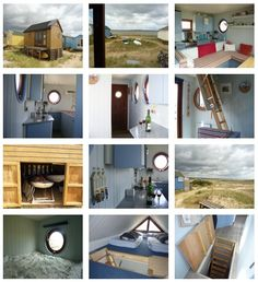 Shedworking: Commutable beach hut goes for £170,000