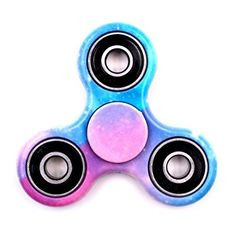 Fidget Spinner ,Premium Hybrid Si3N4 Bearing Tri-Spinner Fidget Spinning Toys Kill Time Relieve Stress