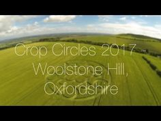 A spectacular crop circle reported on the 4th of June 2017 in Oxfordshire, England. Aerial drone video showing the formation. Get social with us:- ++++++++++...