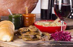 chinchus Quites, Gastronomia, Grilling, Traditional