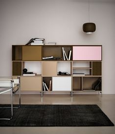 'Montana Shelving system' by Peter J. Lassen for Montana Møbler (DK) Dailytonic