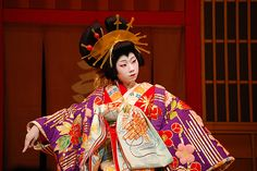 Japanese dance art |Expression, Wonderful Costuming.