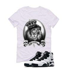 Nike Air Max 2 Uptempo 94 'White & Black' White T (A KINGS LIFE) Nike Air Max 2, White T, Matching Shirts, Street Wear, Mens Tops, T Shirt, Life, Clothes, Fashion