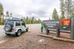 Yellowstone National Park - USA 2014