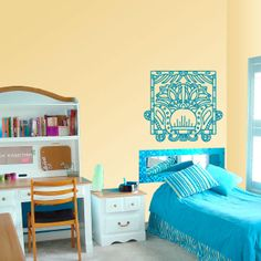 Egyptian Wall Decal - Vinyl Decal - Car Decal - DC 047