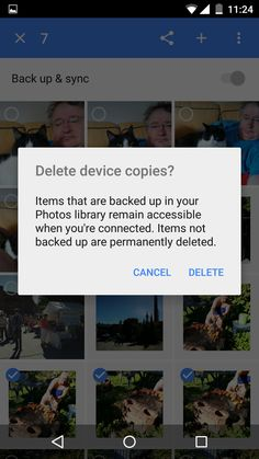 GooglePlus Helper: Delete and download photos from Google Photos