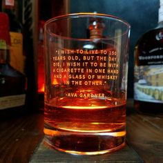 Whiskey Lovers Engraved Personalized Whiskey Glasses. #bourbonandboots #madeinthsouth #southernliving #southernstuff #southerngifts #valentinesgiftforher #valentinesday #forher #whiskey #bourbon #ontherocks #glasses