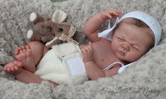 Benji by Sandy Faber - Online Store - City of Reborn Angels Supplier of Reborn Doll Kits and Supplies
