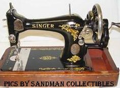 Info on my antique sewing machine -- I have a Singer Model 128, circa 1915 or 1940
