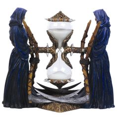 Grim Reaper Hour Glass - CC7248 by Medieval Collectibles