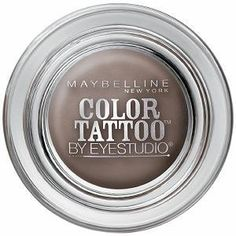 """Maybelline Color Tattoo """"Tough as Taupe"""""""