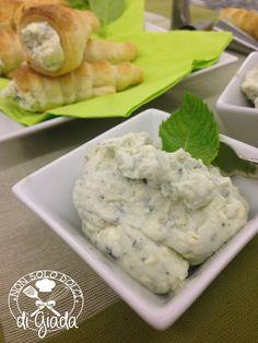 Cannoncini con crema al gorgonzola