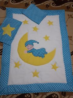 La Conner Quilt & Textile Museum – and Collage giveaway reminder Baby Girl Dress Patterns, Baby Quilt Patterns, Applique Patterns, Applique Quilts, Applique Designs, Baby Patchwork Quilt, Cot Quilt, Baby Boy Quilts, Baby Set