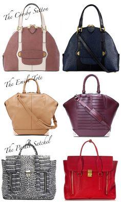 Handbag Crushin!