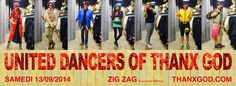 UNITED DANCERS OF THANKS GOD