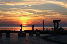 Balatonfured - sunrise