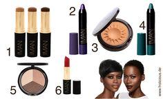 Black-owned Makeup b