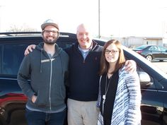 So Happy for Seth and Kellen Hughes!! Congratulations on your Toyota Rav-4!!!!