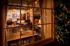 The Blue Lion, East Witton, Yorkshire - Guests can expect candle-lit gastro delights as The Blue Inn has won the Dining Pub of the Year Award three times