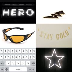 DC aesthetics: Booster Gold