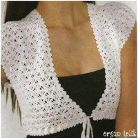 Crochet Live: Bolero crochet