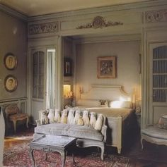 The Windsor's Paris home