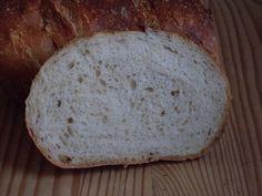 Sok kenyér receptet kipróbáltunk, nálunk ez vált be a legjobban! Bread, Food, Yogurt, Brot, Essen, Baking, Meals, Breads, Buns