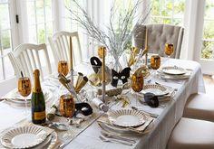 Decoração de Ano Novo: ideias para decorar a casa para a virada do ano - Casinha Arrumada