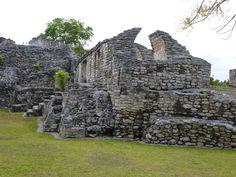 Creative Explorer: Kohunlich Mayan Ruins, Costa Maya, Mexico