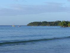 Grafton bay Tobago. More at http://tobago-pictures.blogspot.com/ #Caribbean #Islands #Tobago