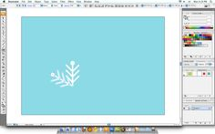 How to make a snowflake in Adobe Illustrator http://calobeedoodles.com/2010/11/30/how-to-make-vector-snowflakes-in-adobe-illustrator/