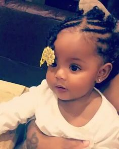 Baby Hairstyles Ideas – Baby and Toddler Clothing and Accesories Black Baby Hairstyles, Natural Hairstyles For Kids, Kids Braided Hairstyles, Natural Hair Styles, Infant Hairstyles, Kids Hairstyle, Toddler Braids, Braids For Kids, Girls Braids