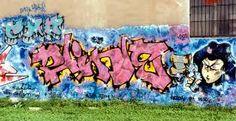 Kaos One Graffiti