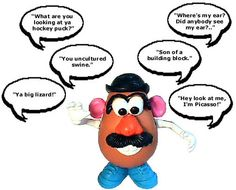 toy story quotes   Toy Story Mr. Potato Head Products (Click item for photo and more ...