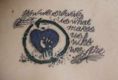 rise against tattoos - Google Search