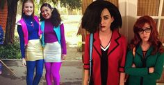 Be a '90s Girl in a '90s World This Halloween.