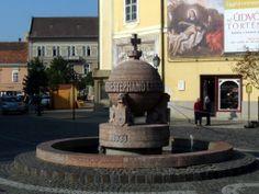 Mound/Országalma - Székesfehérvár, Hungary Bronze Sculpture, Homeland, Hungary, Tao, Budapest, Fountain, Sculptures, Country, Heart