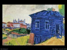 Biografia e Opere di Marc Chagall