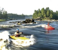 Skills: Front Surf - expert tips for mastering this fundamental whitewater skill.