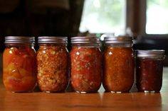 Food Network Recipes, Cooking Recipes, Canning Tips, Preserving Food, Greek Recipes, Kitchen Hacks, Spinach, Food To Make, Salsa