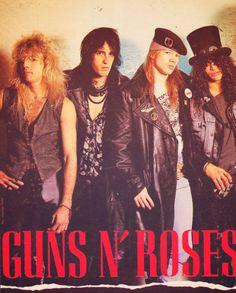 Photo of Guns N' Roses for fans of Guns N' Roses.