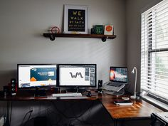 New Workspace by Beau Wingfield