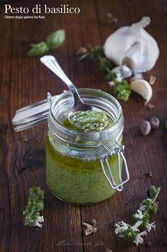 Pesto di basilico al Bimby ricetta facile giorno dopo giorno blog giallozafferano Mousse, Mascarpone