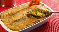 Receitas vegetarianas para crianças: Quibe vegetariano Cornbread, Guacamole, Ethnic Recipes, Carne, Food, Vegetarian Kids Recipes, Recipes For Children, Healthy Recipes, Ideas